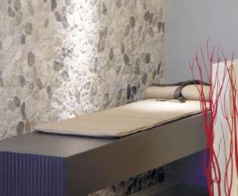 Utilizzi dei sassi per pareti e muri salizzo d cogoli srl - Sassi per pareti interne ...